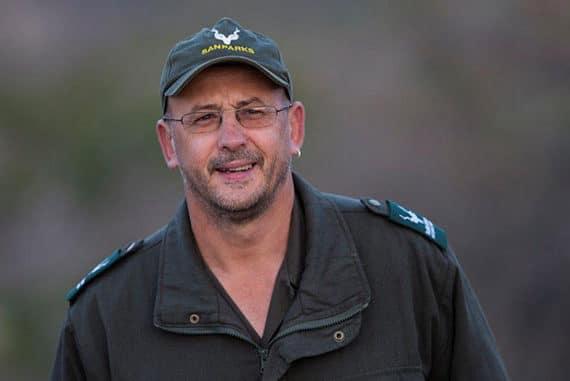 Dr Sam Ferreira - Helping SANParks track rhino - The Boucher Legacy